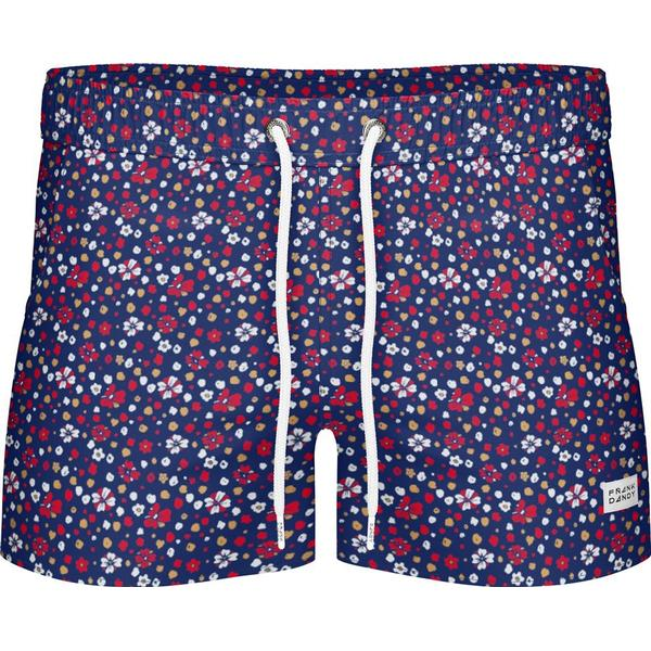 Frank Dandy Blume Swim Shorts - Navy