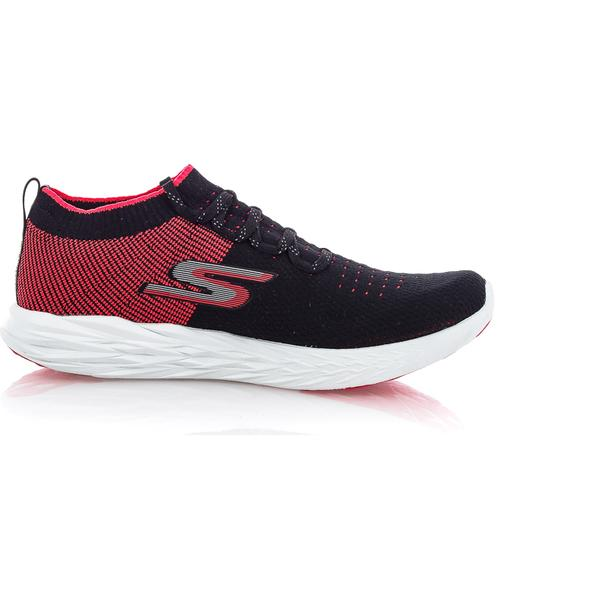 Skechers Gorun 6 - Black/Pink