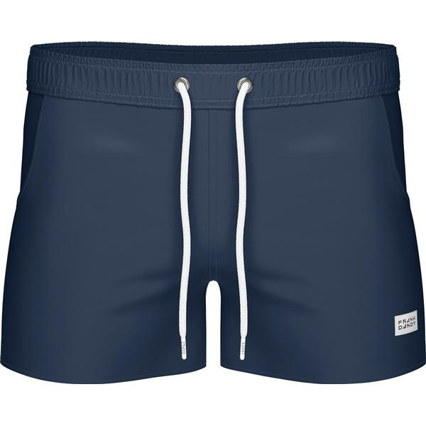 Frank Dandy Breeze Long Swim Shorts Dark Navy