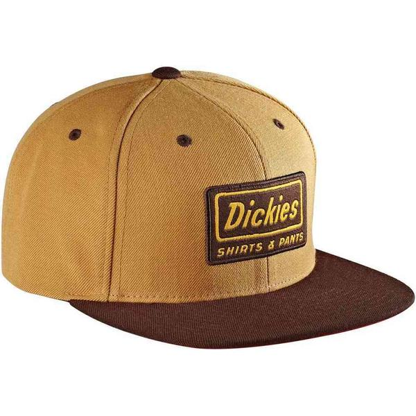 Dickies Jamestown Cap Brown Duck