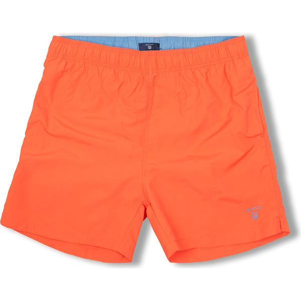 Gant Basic Swim Shorts Strong Coral