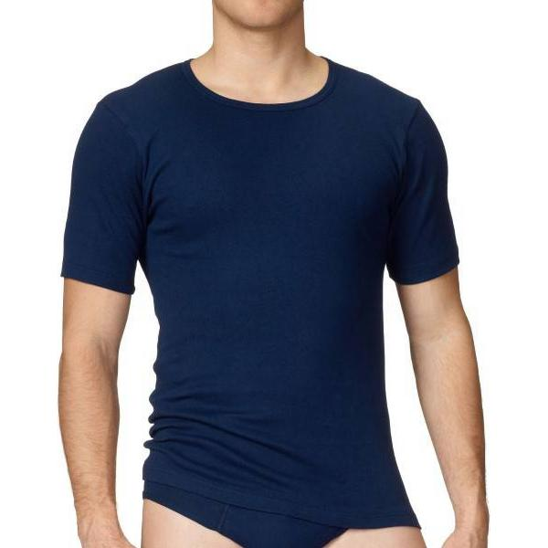 CALIDA Classic Cotton 1:1 T-shirt - Admiral