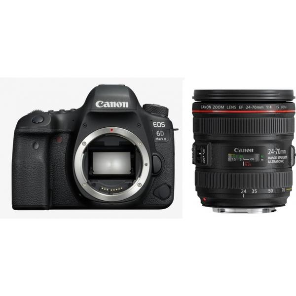 Canon EOS 6D Mark II + 24-70mm IS USM