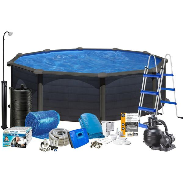 Swim & Fun Round Pool Package 2730
