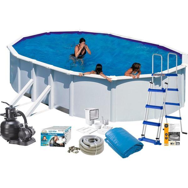 Swim & Fun Oval Pool Package 2728