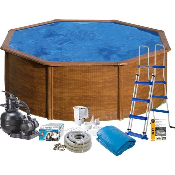 Swim & Fun Octagon Pool Package 2710