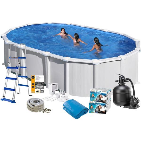 Swim & Fun Oval Pool Package 2724