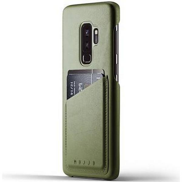 Mujjo Wallet Case (Galaxy S9 Plus)