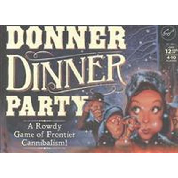 Donner Dinner Party (Övrigt format, 2017)