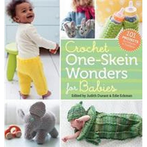 Crochet One-Skein Wonders for Babies: 101 Projects for Infants & Toddlers (Häftad, 2016)