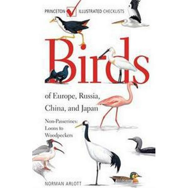 Birds of Europe, Russia, China, and Japan (Pocket, 2009)