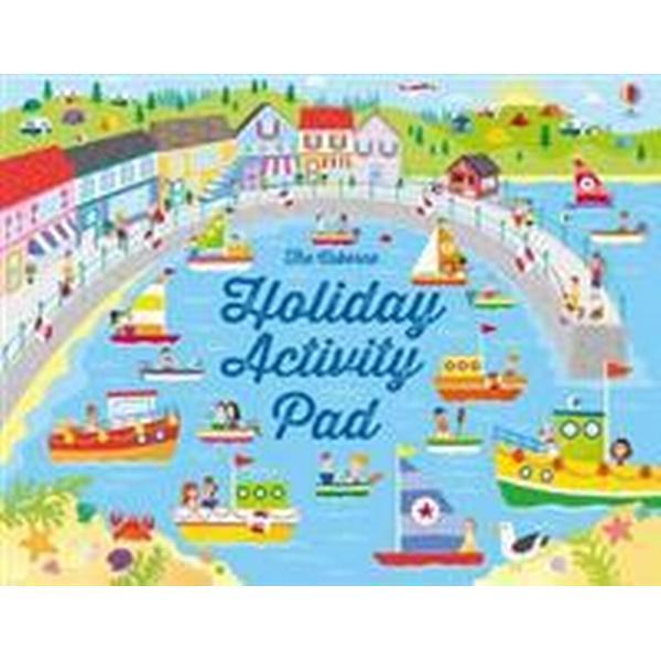 Holiday activity pad (Pocket, 2017)