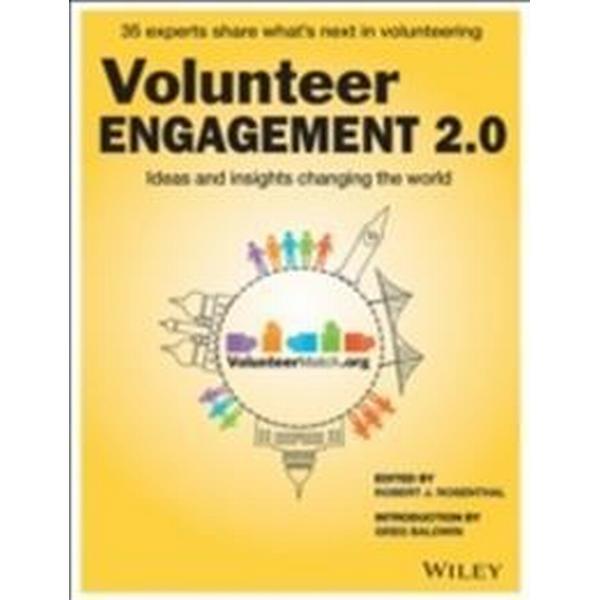 Volunteer Engagement 2.0: Ideas and Insights Changing the World (Häftad, 2015)