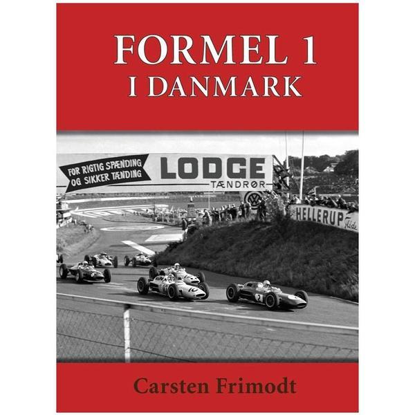 Formel 1 - i danmark, Hardback