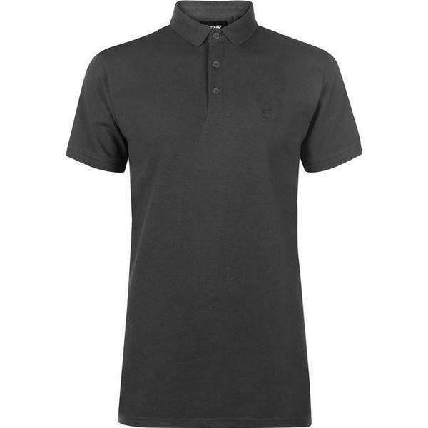 Firetrap Beam Polo Shirt Pirate - Black
