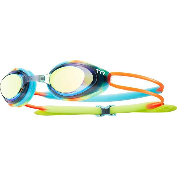 tyr Blackhawk Racing Mirrored Junior