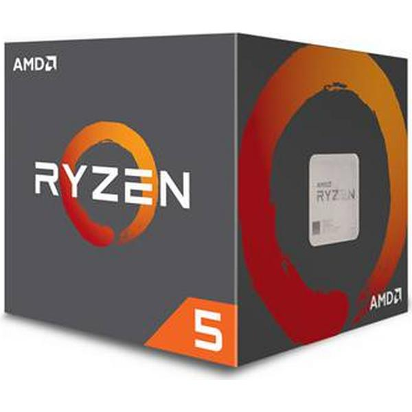 AMD Ryzen 5 2600X 3.6GHz, Box