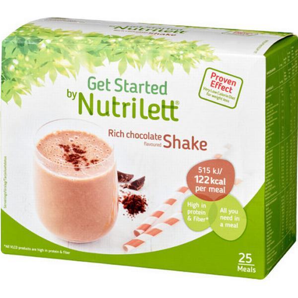 Nutrilett Rich Chocolate Shake 33g 25 st