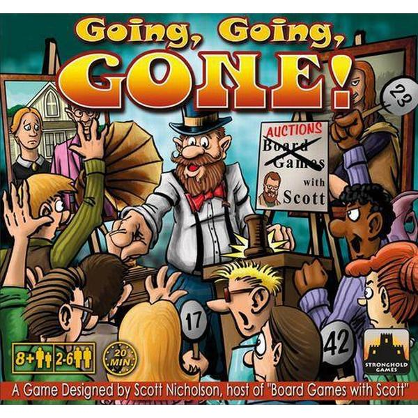 Stronghold Games Going, Going, GONE!