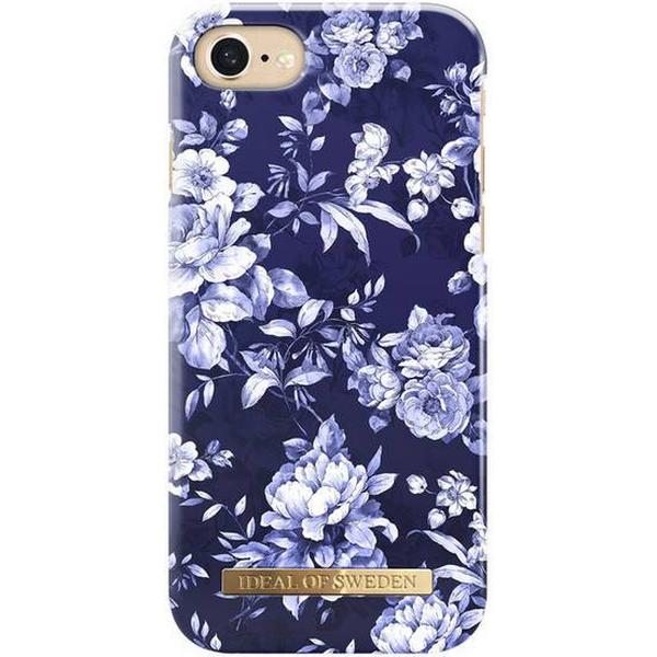 iDeal of Sweden Sailor Blue Bloom Fashion Case (iPhone 6/6S/7/8)