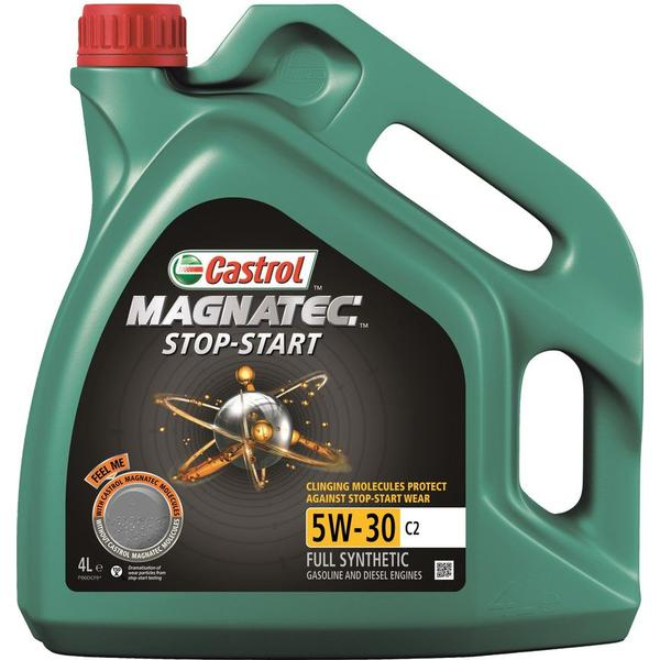 Castrol Magnatec Stop/Start 5W-30 C2 4L Motorolie