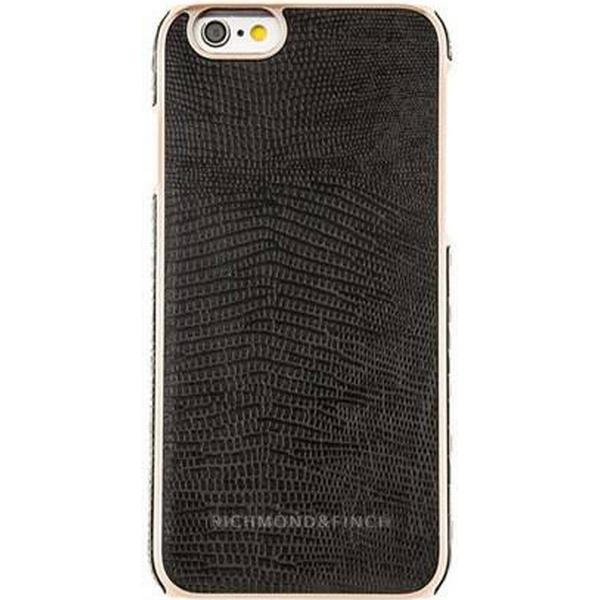 Richmond & Finch Framed Rose Black Reptile Case (iPhone 6/6S)