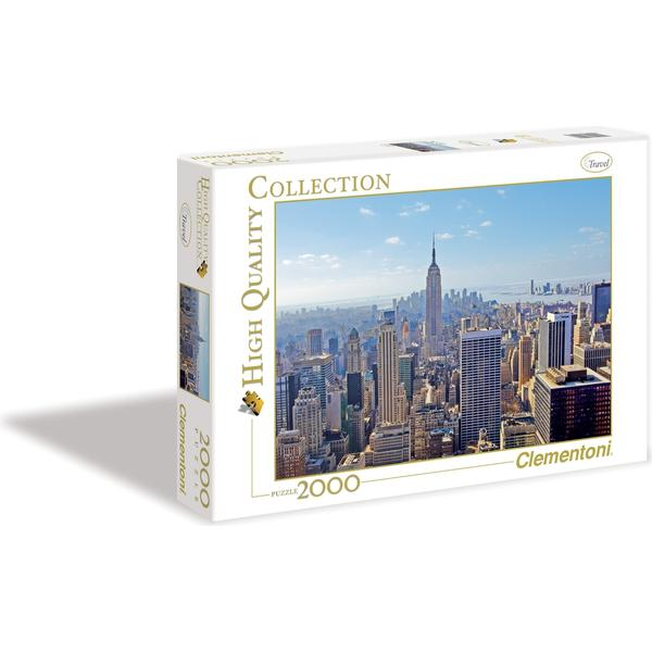 Clementoni High Quality Collection New York 2000 Pieces