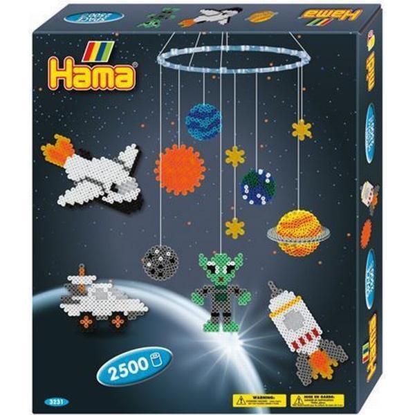 Hama Midi Gaveæske Space Uro 3231