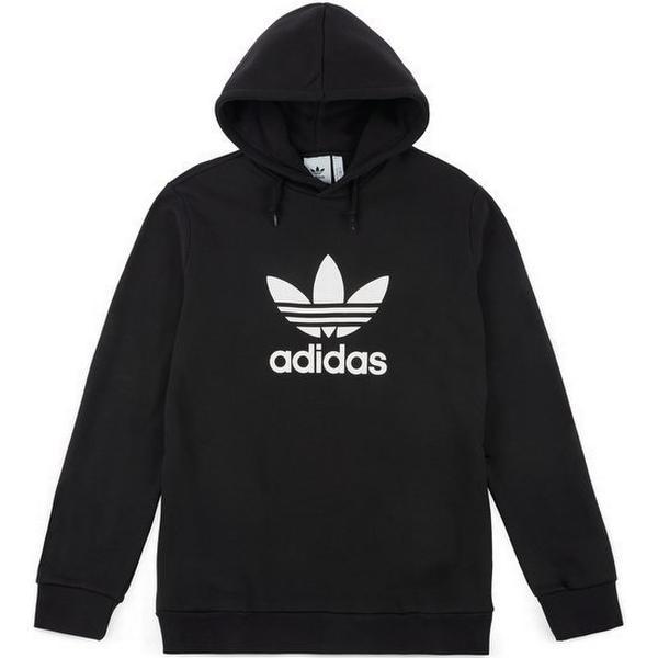 Adidas Trefoil Warm-Up Hoodie Black (CW1240)