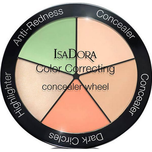 Isadora Color Correcting Concealer Wheel