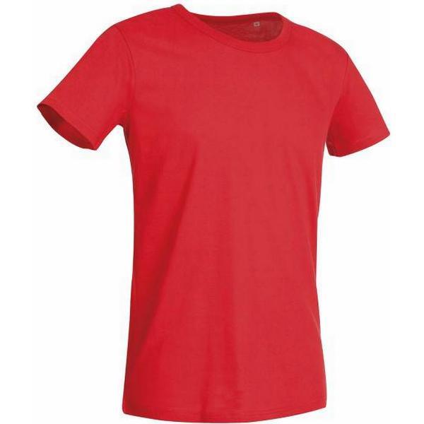Stedman Ben Crew Neck T-shirt - Crimson Red