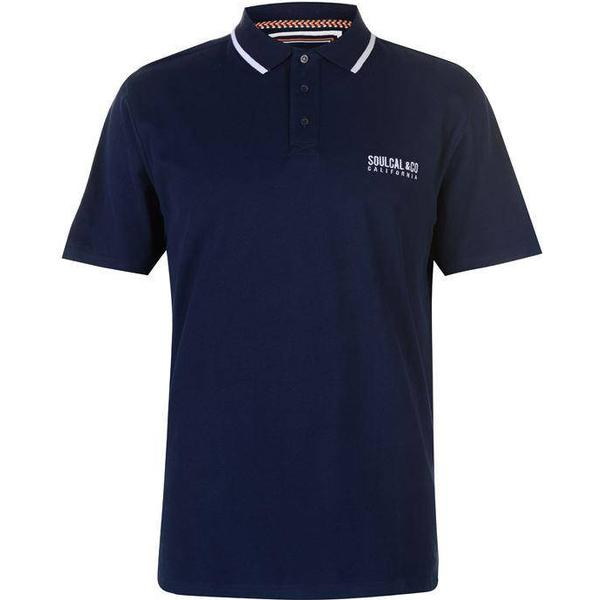 SoulCal Signature Polo Shirt - Navy