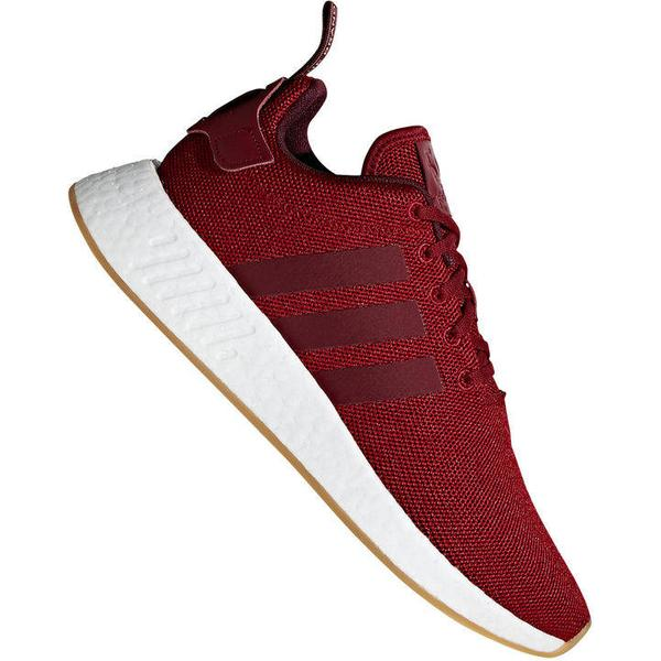 Men's/Women's:Adidas Originals Mens NMD_R2:Red NMD_R2:Red NMD_R2:Red Man e9bbb7
