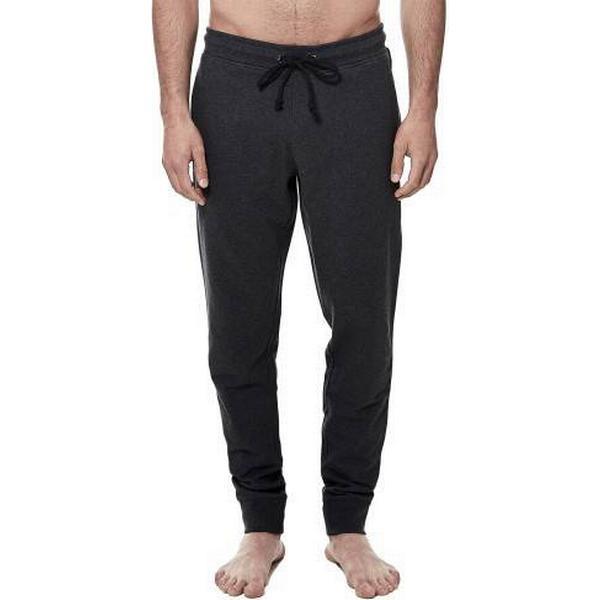 Bread and Boxers Lounge Pant - Dark Grey Melange