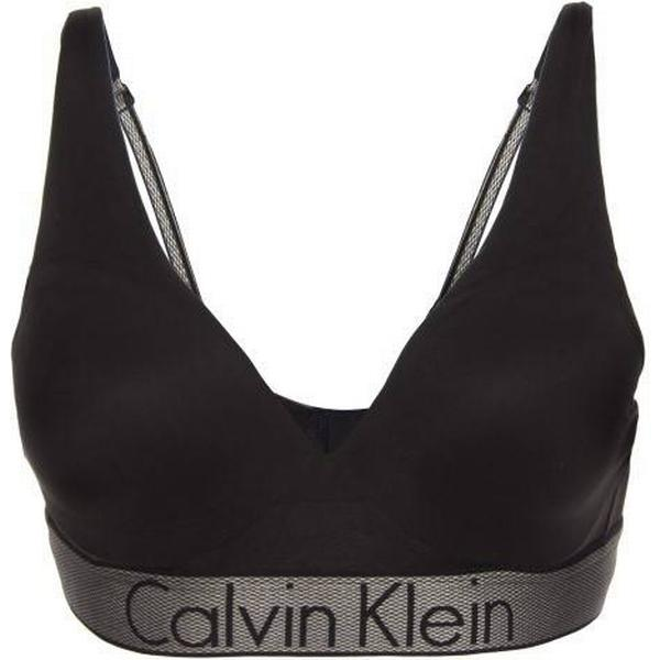 Calvin Klein Customized Stretch Plunge Push-up Black (000QF4052E)
