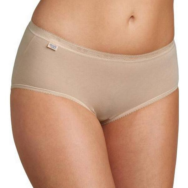 Sloggi Basic + Midi Brief Skin (10005038)