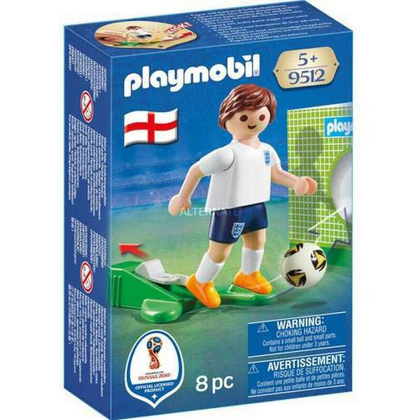 Playmobil National Team Player England 9512