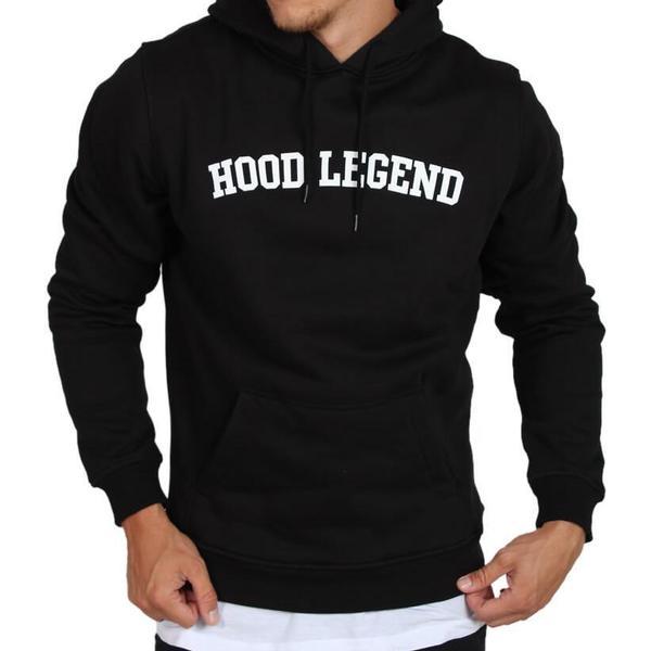 Mister Tee Hood Legend Hoodie - Black