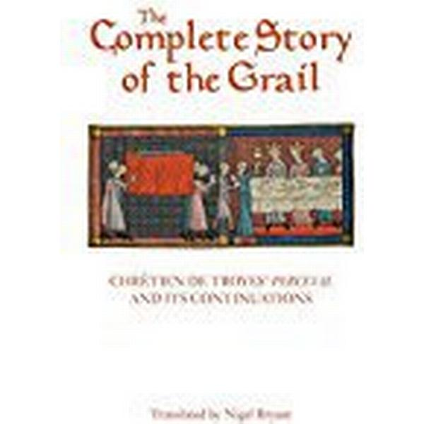 The Complete Story of the Grail (Pocket, 2018)