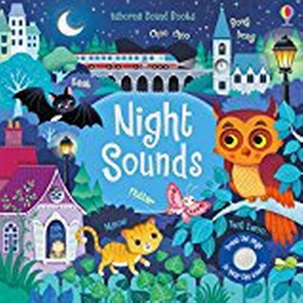 Night Sounds (Kartonnage, 2017)