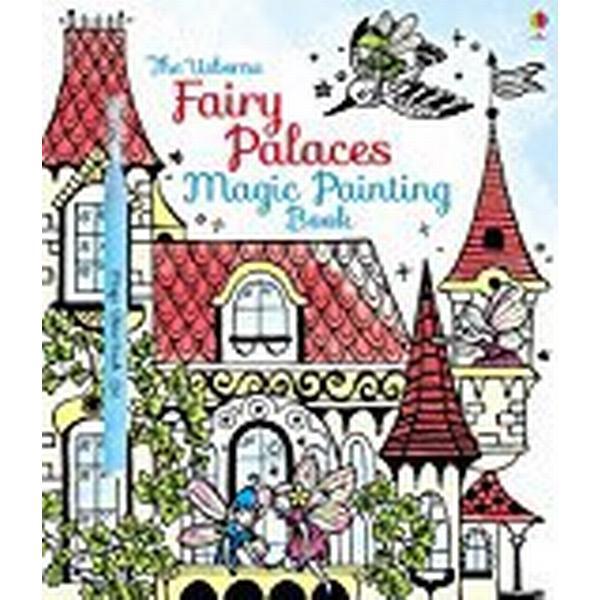 Fairy Palaces Magic Painting Book (Häftad, 2016)
