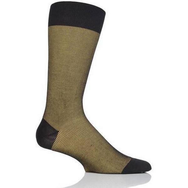 Pantherella Santos Socks Charcoal