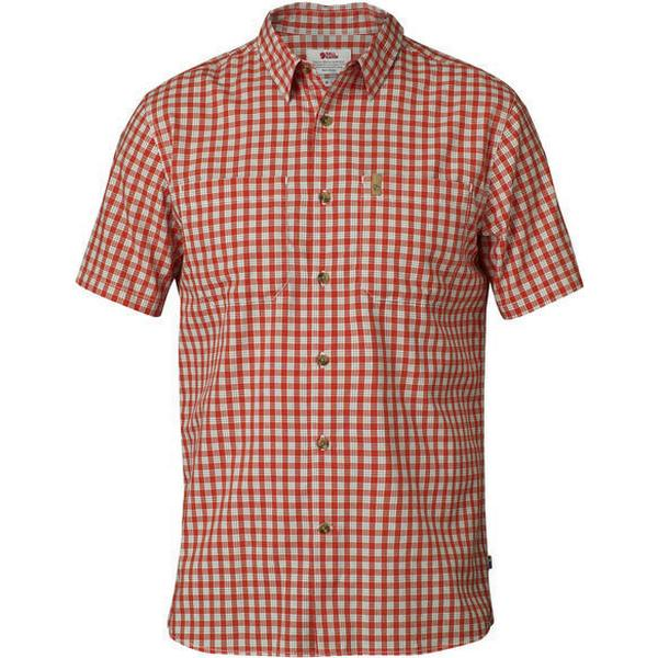 Fjällräven High Coast Shirt SS - Flame Orange