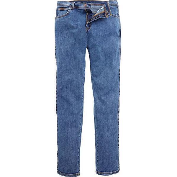 Wrangler Texas Stretch Jeans - Stonewash