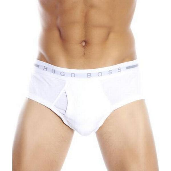 Hugo Boss Traditional Original Cotton Brief White
