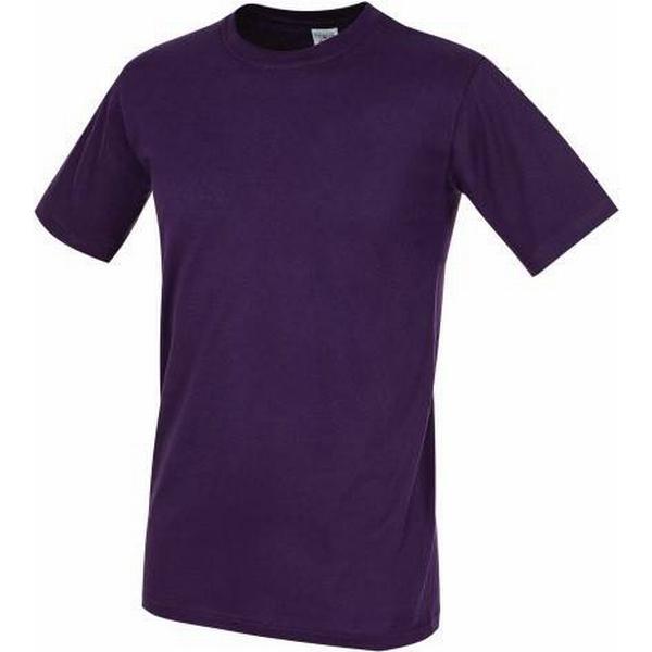 Stedman Classic Crew Neck T-shirt - Deep Berry