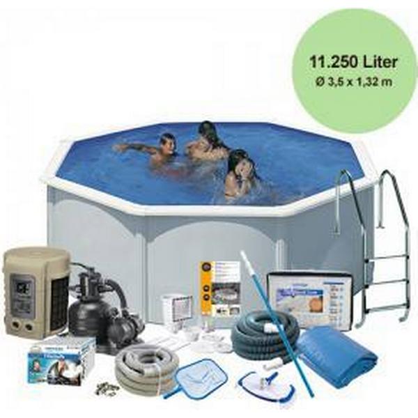 Swim & Fun Octagon Pool Package 2740