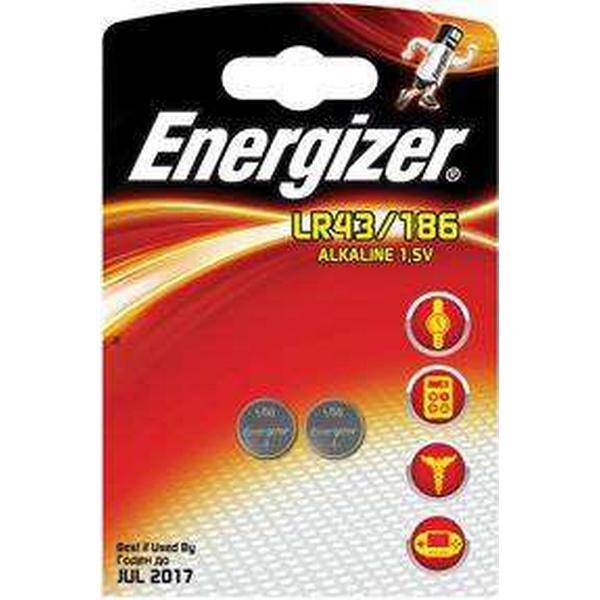 Energizer 186 Compatible 2-pack