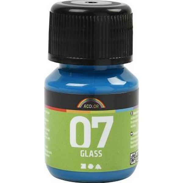 A Color Glass Paint Turquoise 30ml