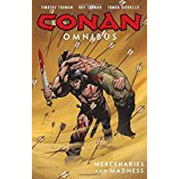 Conan Omnibus Volume 4 (Häftad, 2018)
